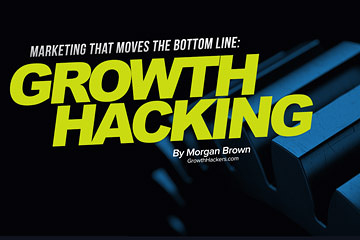 Marketing that Moves the Bottom Line: Growth Hacking