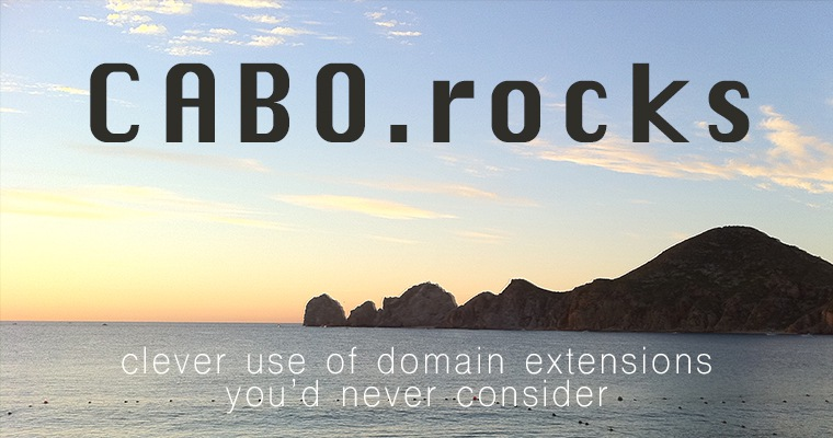 6 Clever Uses of Domain Extensions You'd Never Think of Registering