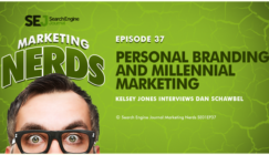 New on #MarketingNerds: Dan Schawbel on Personal Branding & Millennial Marketing