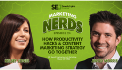 #MarketingNerds: Productivity & Content Marketing Hacks With Jerod Morris, @CopyBlogger