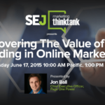 #SEJThinkTank: Discovering the Value of Link Building | SEJ