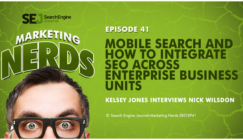 Mobile Search and How to Integrate SEO with Nick Wilsdon of Vodafone