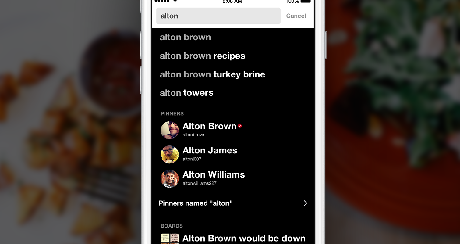 Pinterest Improves Search With Enhanced Suggestions, Trending Searches, and More