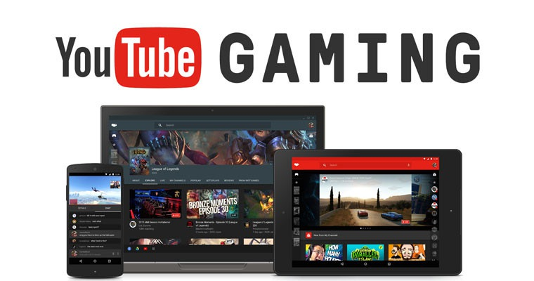 Google Takes on Twitch With a New YouTube App Built for Gamers