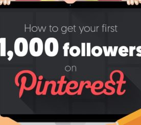 How to Get Your First 1,000 Followers on Pinterest