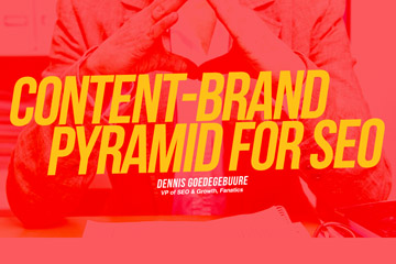 The Content-Brand Pyramid for SEO