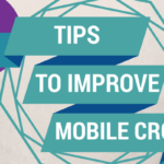3 TIPS TO IMPROVE MOBILE CRO