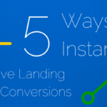 5 Ways to Instantly Improve Landing Page Conversions | SEJ