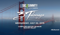 #SEJSummit Silicon Valley Hosted by Searchmetrics