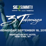 Here is the Agenda for #SEJSummit New York! | SEJ