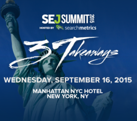 Tickets for #SEJSummit NYC are Now Available for Purchase