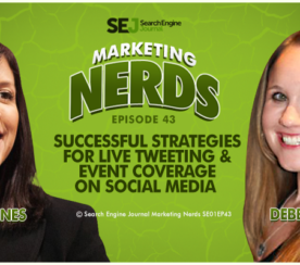 New #MarketingNerds Podcast: Successful Strategies for Live Tweeting and Event Coverage on Social Media