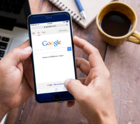 Google Stock Price Soars on Strength of Mobile Ad Business