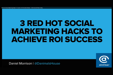 3 Red Hot Social Marketing Hacks To Crush in 2015