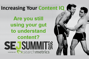 Increasing Your Content IQ