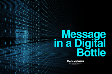 Message in a Digital Bottle: Finding the Right Audience