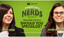 #MarketingNerds: Should You Specialize? | SEJ
