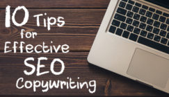 10 Tips for Effective #SEO Copywriting