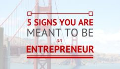 5 Signs You Are Meant to Be an Entrepreneur | SEJ