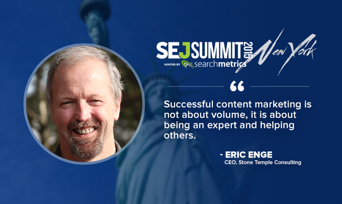 Get Bits of Insight From #SEJSummit NYC Speakers   SEJ