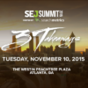 The #SEJSummit Atlanta Agenda is Out! Here's What's in Store for You