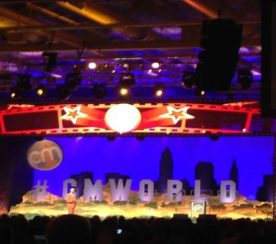 #CMWorld 2015: Recap Day 1