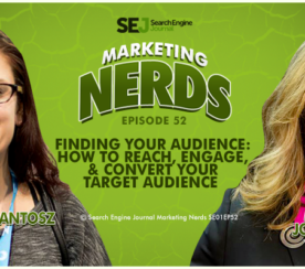 #MarketingNerds with Marla Johnson: Finding Your Audience