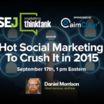 3 Red Hot Social Marketing Hacks To Crush It in 2015