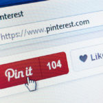 pinterest monthly users