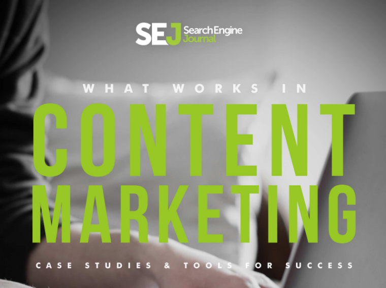 what works in content marketing