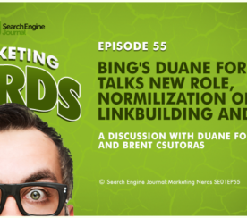 Bing's Duane Forrester Talks Normilization of SEO, Linkbuilding, and HTTPS