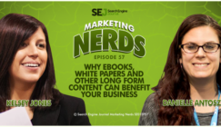 New #MarketingNerds Podcast: Why Ebooks, White Papers and Other Long Form Content can Benefit Your Business