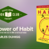 #SEJBookClub: The Power of Habit