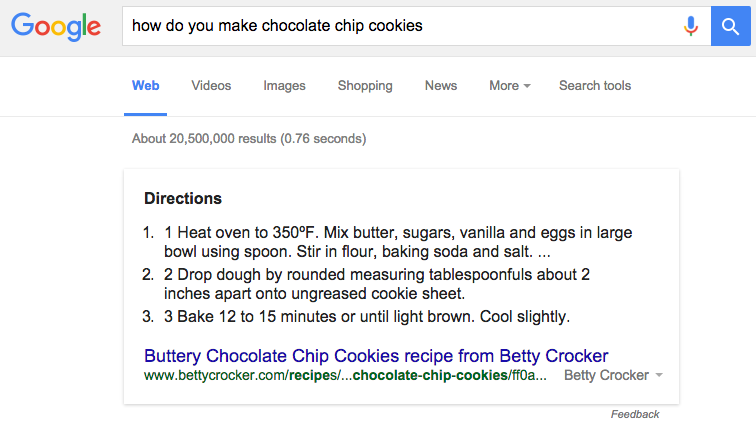Study Finds Google Rich Answer Results Have Increased Dramatically