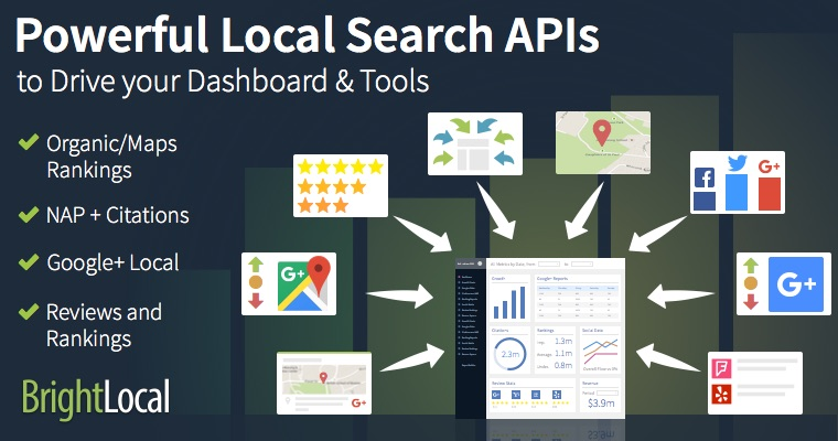 Great Search APIs to Power Your SEO Dashboard and Tools
