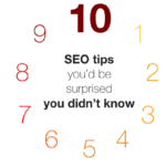 Top 10 SEO Tips You'd Be Surprised You Didn't Know | SEJ