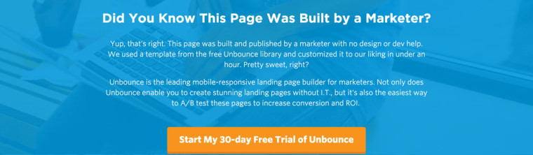 The Weird and Wonderful Ways to Use Landing Pages   SEJ