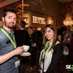 SEJ Summit 2015 London Networking