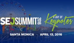 SEJ Summit 2016: Santa Monica