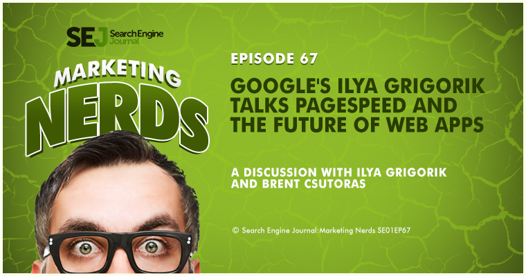 Google's Ilya Grigorik Talks PageSpeed and Service Worker