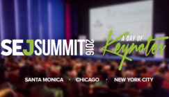 "Presenting SEJ Summit 2016: ""A Day of Keynotes"""