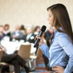 How Speaking at Conferences Can Help Your Exposure & Expertise