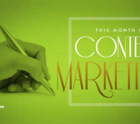 This Month in #ContentMarketing: January 2016