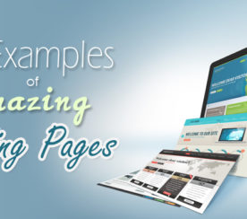 5 Examples of Amazing Landing Pages