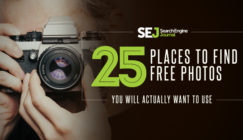 25 places to find free photos you'll actually want to use
