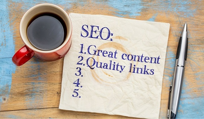 SEO 101: The First 7 Links You Should Build in 2016 | SEJ