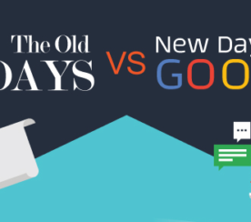 The History of Google's Biggest Changes over Time [INFOGRAPHIC]