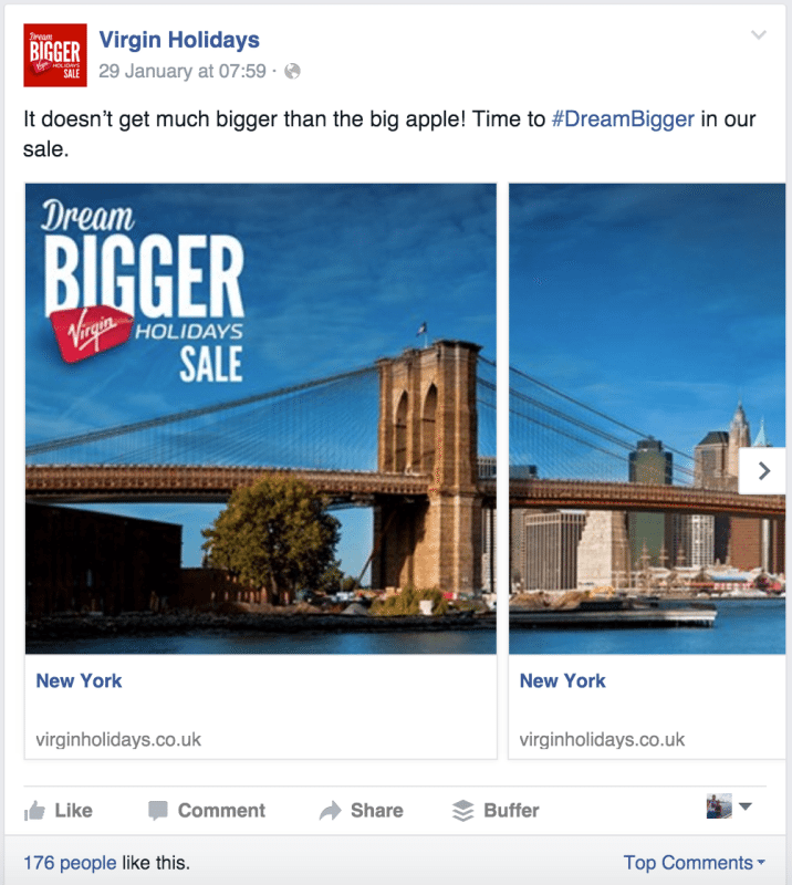 The Ultimate Guide to Facebook Carousel Ads | SEJ