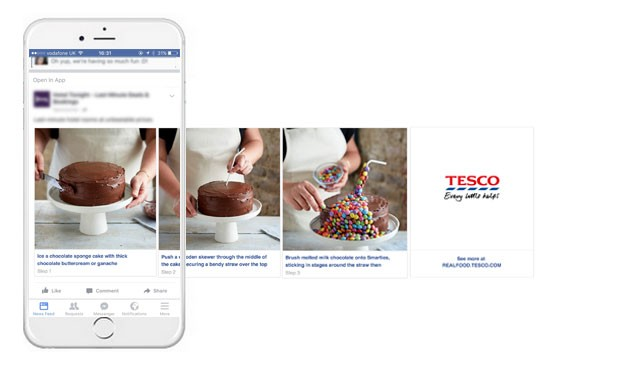 Ultimate Guide to Facebook Carousel Ads | SEJ