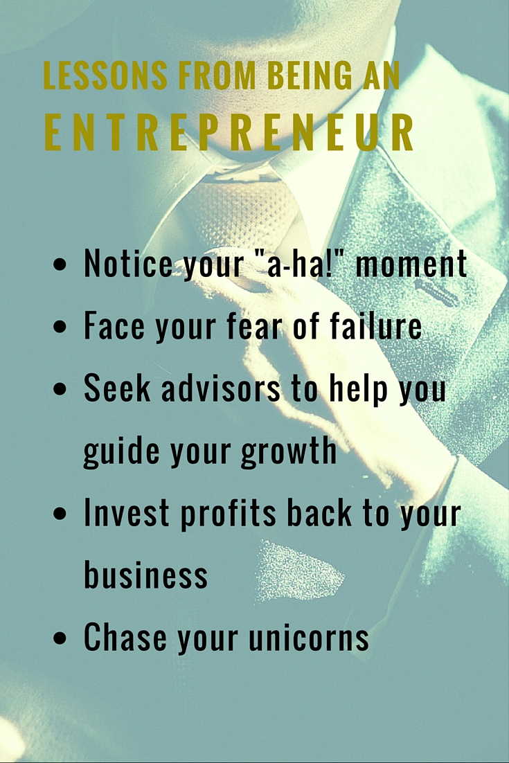 10 Amazing Lessons From Being an Entrepreneur
